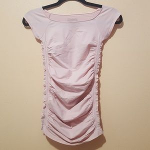 The Limited Light Pink Top